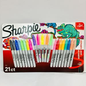 MARCADOR SHARPIE SET X 21