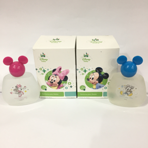 PERFUME BABY MINNIE CAJA X 100 ML  ART 1158