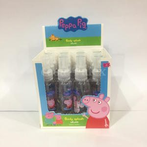 EXHIBIDOR BODY SPLASH PEPPA PIG-GEORGE  ART 41090